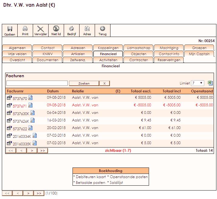 factuur en Handmatig verrekenen factuur en creditfactuur   Helpsite (powered
