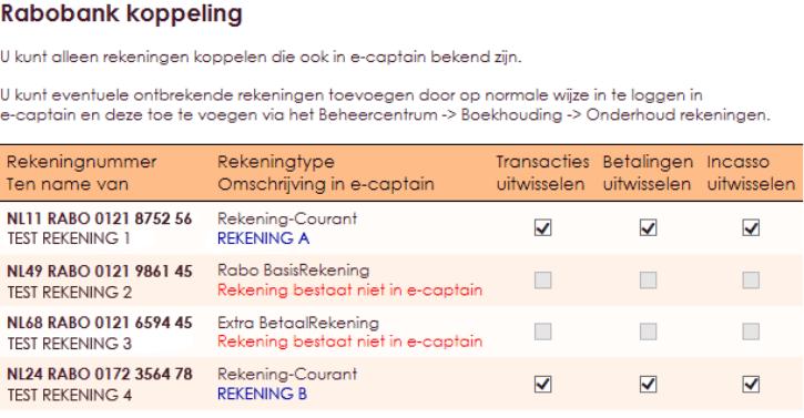 Rabobank Koppeling Helpsite Powered By E Captainnl